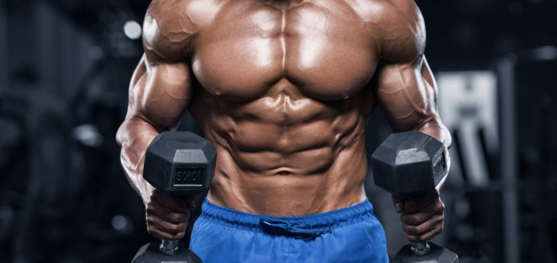 3 dniowy trening dzielony na masę mięśniową