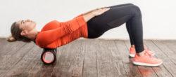 Rolowanie - sposób na spięte mięśnie