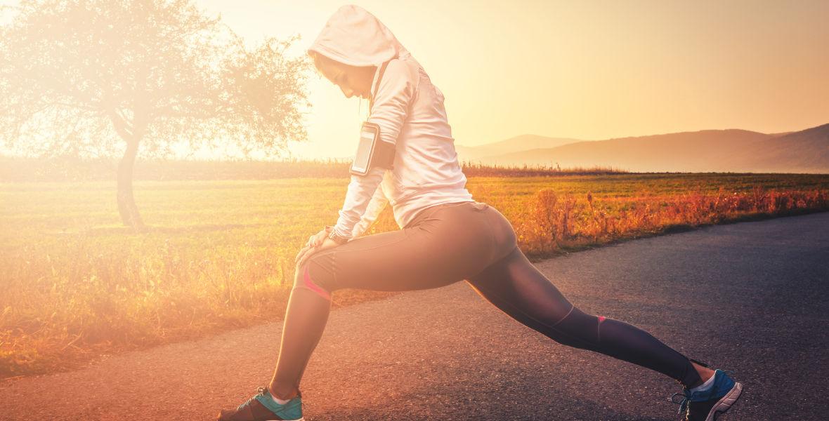 Stretching dynamiczny - praktyczne wskazówki