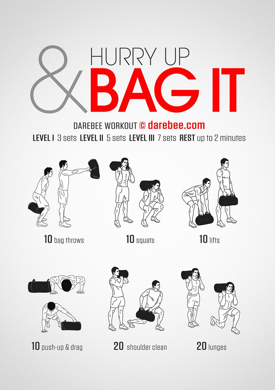 bagit workout